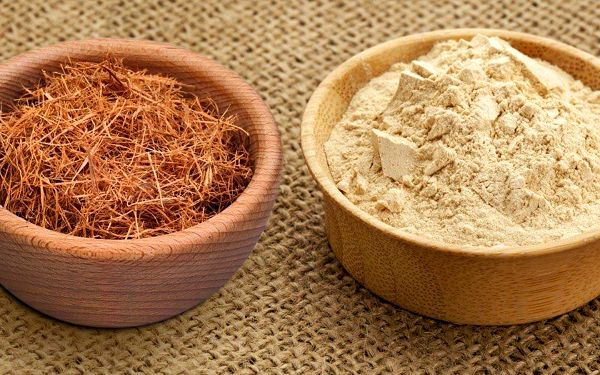 Superpotraviny Maca, Vilcacora a Mirasol