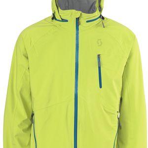 Scott Viretta Jacket, zelená, XL