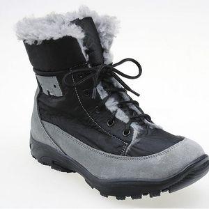 Santé Dámská zimní obuv šedá, 39
