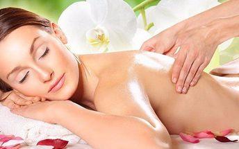 Harmonizační aroma masáž čaker se zábalem