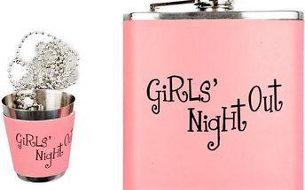 Dárková placatka - Girls Night Out