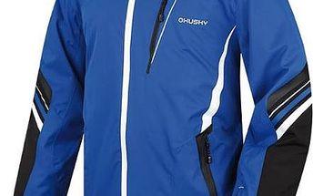 Pánská lyžařská bunda Husky Maron - modrá AHP-7052
