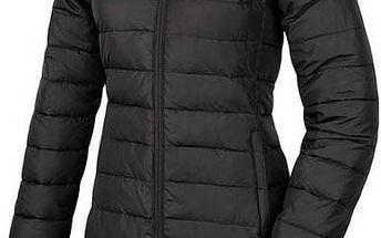 Dámský péřový kabátek Husky Daili - černá AHD-7163