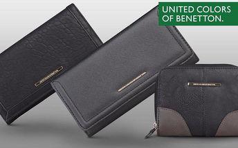 Elegantní dámská peněženka Benetton