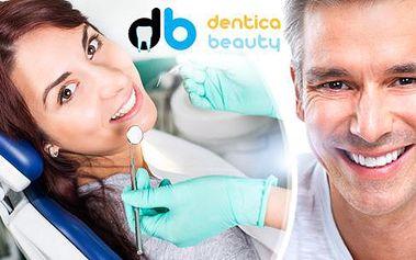 Dentální hygiena včetně instruktáže, fluoridace, depurace a prevence s možností airflow - pískování na Praze 3.