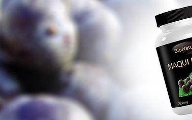 Maqui Berry 60 tablet- přírodní pomocník pro váš organismus