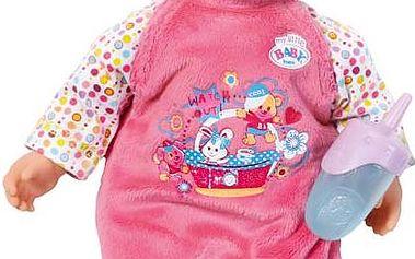 "Zapf Creation my little BABY born®, Koupací panenka, ""easy FIT"", Růžová"