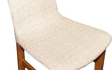 Forbyt Potah Andrea na židli béžová