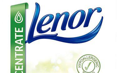 Lenor aviváž Pure Care 57 praní/1425 ml