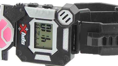 Spy X Špiónské hodinky, Černá