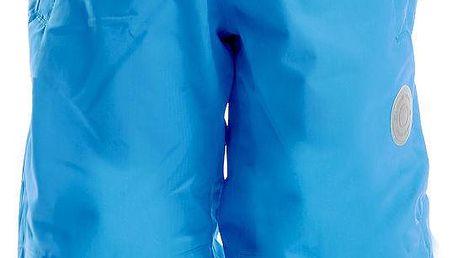Alpine Pro Dětské lyžařské kalhoty Sezi - modré, 158 cm
