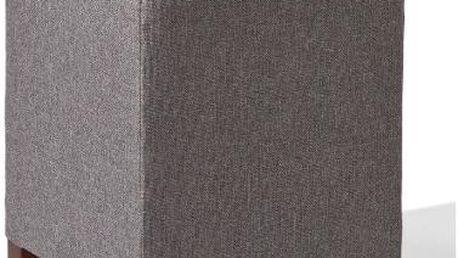 Barová židle H-6 Sedátko čalouněné