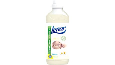 Lenor aviváž Pure Care 57 praní/1425 ml