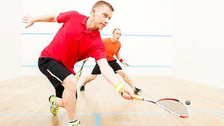 4 hodiny badmintonu nebo squashe v Ivanovicích