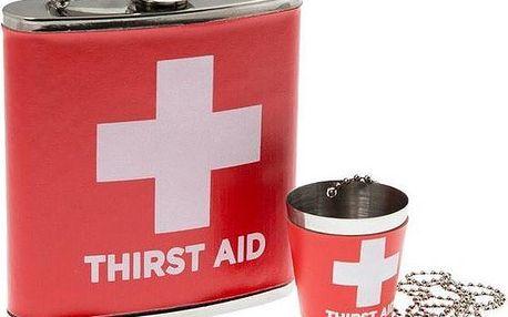 Dárková placatka První pomoc