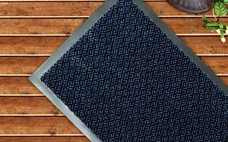 Vopi Venkovní rohožka modrá, 40 x 60 cm, 40 x 60 cm