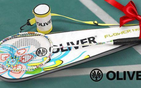 Badmintonová sada: raketa pro muže i ženy