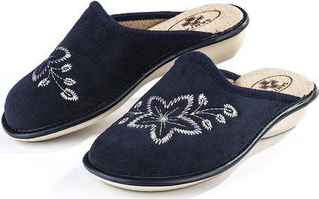 Santé LX Blue dámské pantofle vel. 40