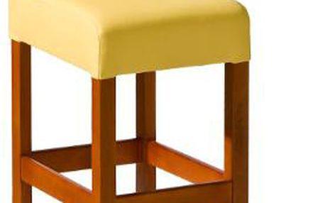 Barová židle H-7 Sedátko čalouněné