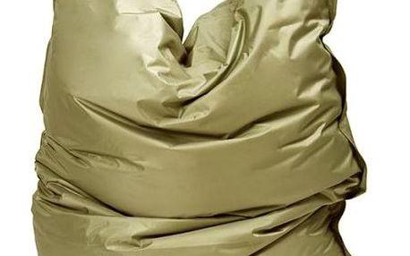 Omni Bag Sedací pytel s popruhy Gold 181x141