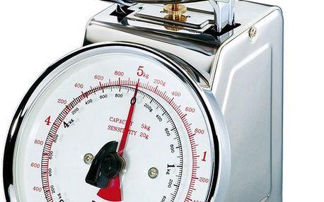 Professor KV513X Mechanická kuchyňská váha retro
