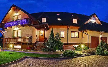 Předsilvestrovské pobyty v Tatrách až pro 4 osoby