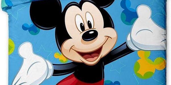 Jerry Fabrics Dětské povlečení Mickey 2015 micro, 140 x 200 cm, 70 x 90 cm