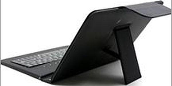 Univerzální pouzdro s klávesnicí pro váš tablet do velikosti 7,9 palců!