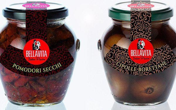 Prvotřídní delikatesy Bellavita z Itálie