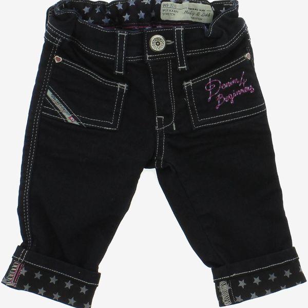 Jeans dětské Diesel, velikost 6 měsíců