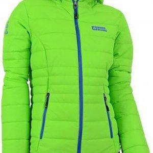 Dětská zimní bunda Nordblanc NBWJK5431S, zelená