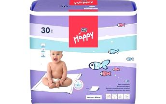 Bella Baby Happy 60x60cm, 30 ks