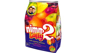 Nimm2 Lolly Lízátka 80g