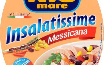 Rio Mare Insalatissime Tuňákový salát Mexico 160g