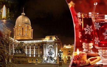Adventní zájezd do Budapešti pro 1 osobu v termínu 19.12. 2015!! Čeká vás doprava luxusním autobusem s občerstvením, prohlídka vánočně nasvíceného města s průvodcem a návštěva vánočních trhů!! Nasajte všechny vůně Vánoc a užijte si Budapešť!!