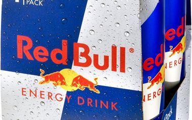 Red Bull Energy drink 4 × 250ml