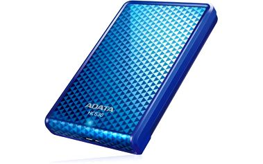 Externí disk Adata HC630 - 1TB, USB 3.0 Blue (AHC630-1TU3-CBL)