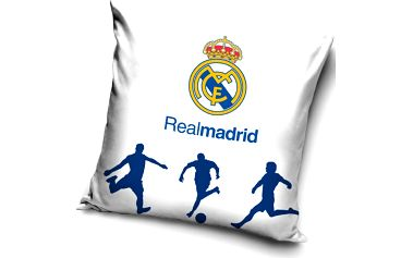 Tip Trade polštářek Real Madrid fotbalisti, 40x40cm