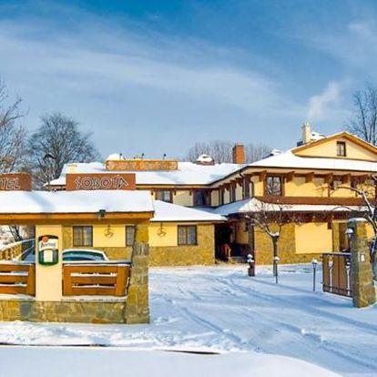 Vysoké Tatry s polopenzí + děti zdarma