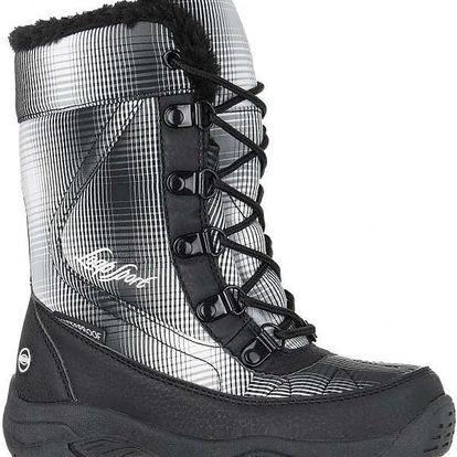 Dětské boty Loap COLL KID, černá - HSK14165 T44X