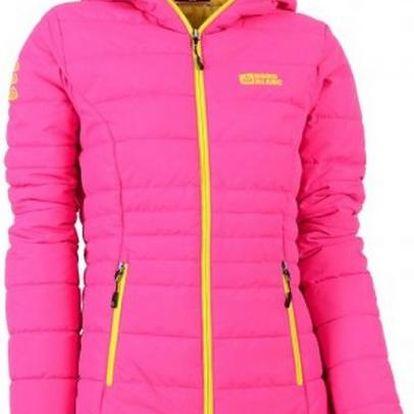 Dětská zimní bunda Nordblanc NBWJK5431, růžová
