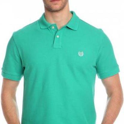 Chaps pánská polokošile s logem značky XL zelená