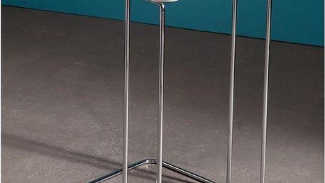 Odkládací stolek Pandora White - doprava zdarma!
