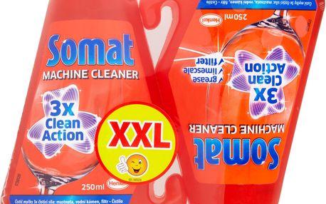 Somat Duopack čistič myčky 2x250ml
