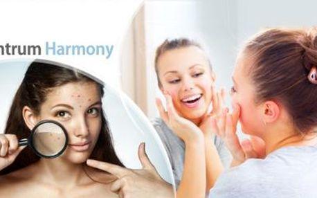 60minutové ošetření problematické a aknózní pleti nebo liftingová kolagenová kúra s použitím přírodní kosmetiky.