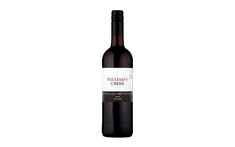De Bortoli Williams Creek Shiraz červené víno 0,75l