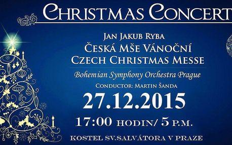 Česká mše vánoční a koledy
