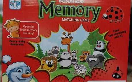 Desková hra Memory