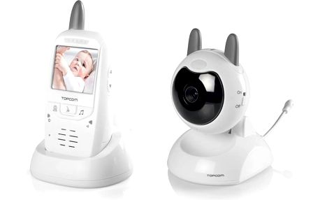 Digitální videochůvička TOPCOM BabyViewer KS-4240