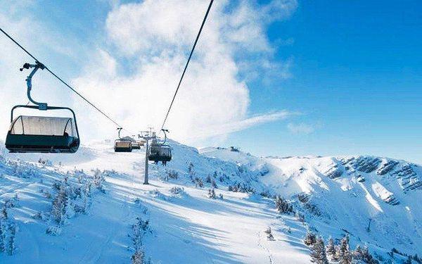 3denní lyžovačka pro dva v rakouských Alpách